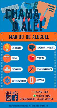 Marido de Aluguel Telefone: 11-95296-0170